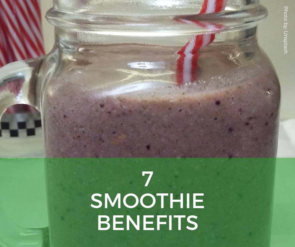 Cricket powder Blueberry Smoothie